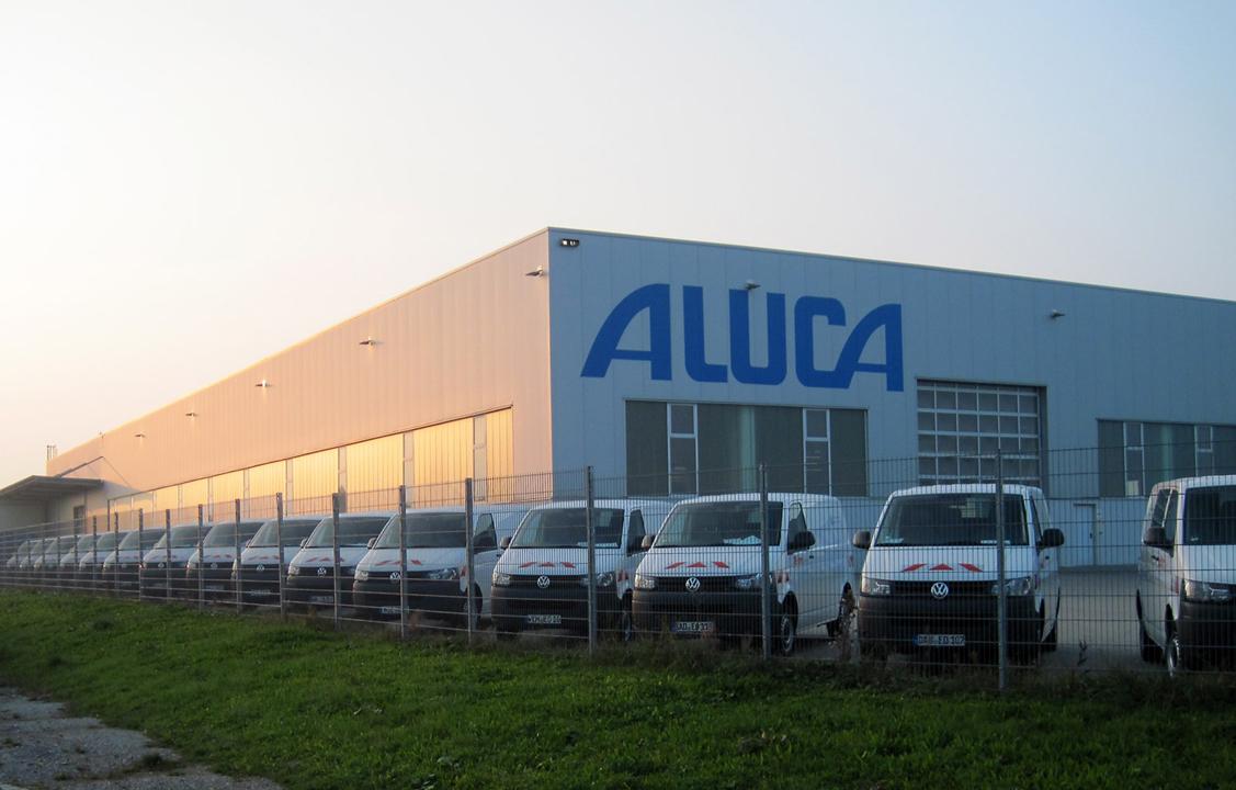 Компания «МегаВан» эксклюзивный дистрибьютер компании ALUCA (Германия)